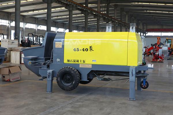 40细石砂浆输送泵